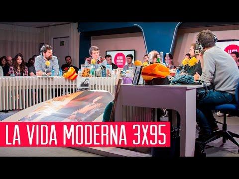 La Vida Moderna 3x95...es que tengas más pelo dentro de tu teclado que encima de tu cabeza