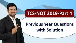 TCS NQT 2020- Fully Solved Previous Year Repeated Questions Part 4! TCS NINJA & DIGITAL Questions !
