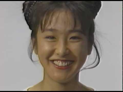 高橋りか(高橋里華)-15秒のシンデレラ-6~CMの美少女たち(1990)