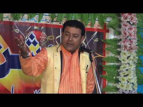 Akhtar Sirsvi   Jashn-e-Aal-e-Imran Jafrabad Jalalpur 2016