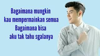 Gambar cover Jaz - Bagaimana Bisa (Lyric Video)