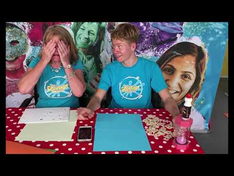GUINNESS WORLD RECORDS top tips from The Creation Station – Fastest time to arrange the alphabet