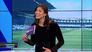 Hope Solo Announces Pregnancy in beIN SPORTS' Weekend Winners