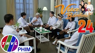image Vua bánh mì - Tập 24[2]: Mọi người mong ông Phan suy nghĩ lại chuyện nhận Nguyện vào tiệm bánh