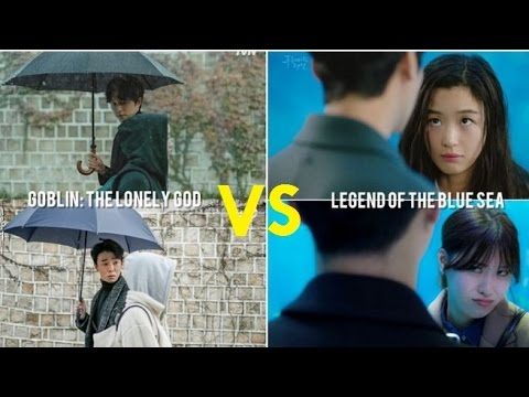 Romantic parody Goblin & Legend of Blue Sea