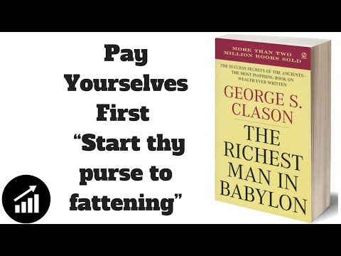 #44 - The Richest Man In Babylon - Book Review