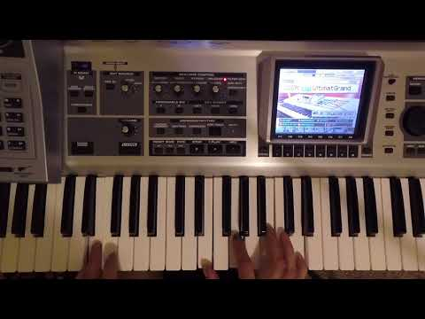 Rock Witcha - Bobby Brown- Play Piano Chords