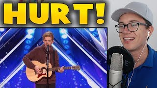 chase goehring singer songwriter is next ed sheeran full audition americas got talent 2017 reaction