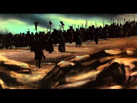 """""""The Lord of the Rings"""" (1978): Final Battle."""