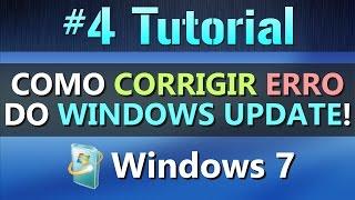 Solução do problema de atualização do Windows Update! (Windows 7) - Tutorial [1080p]
