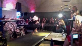 Eden Wood Moonwalks In Dance Medley