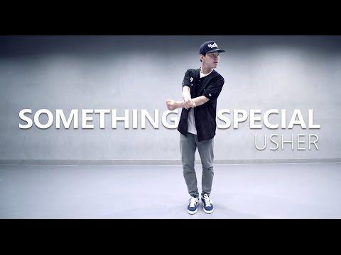 Usher - Something Special / Choreography . AD LIB