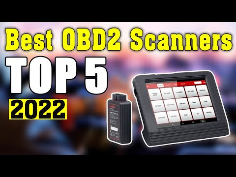 TOP 5 Best OBD2 Scanners 2020 (Buying Guide & Reviews)