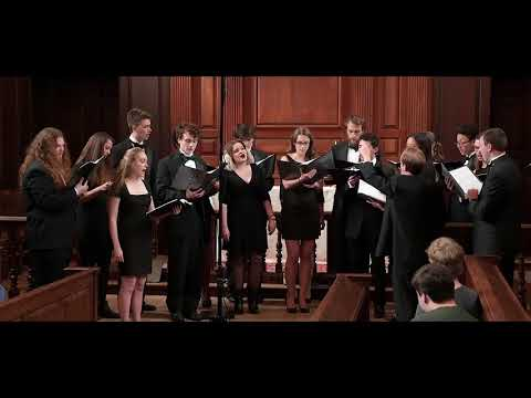 Dashing Away with the Smoothing Iron - Christopher Wren Singers - April 2017