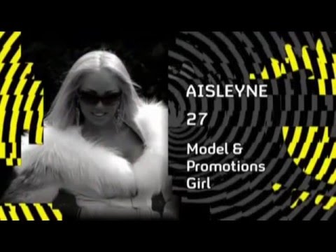 Aisleyne Horgan Wallace VT - Big Brother UK 2006
