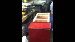 Woodshop Tour Part1 Making Tool Cart