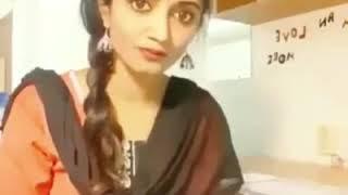 Tamil Dubsmash// Malaa Akka I love u