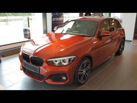 2018 BMW 118i 5-Türer Edition M Sport