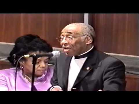 4  Missionary Miller duces Pastor  Bishop Sherman S. Howard