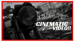 My Ducati Monster [Cinematic]