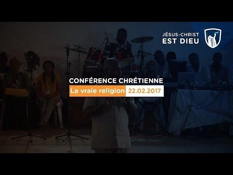 La vraie religion - Gabon (Shora KUETU - 22/02/17)