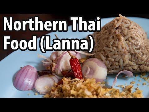 Northern Thai Food at Huen Phen (ร้านเฮือนเพ็ญ) in Chiang Mai