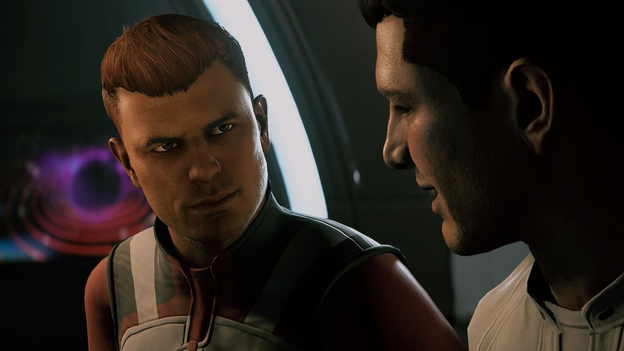 mass effect andromeda gay romance