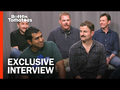UNCUT 'Super Troopers 2' Cast Interview | Rotten Tomatoes