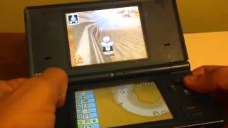 Mario kart DS EVERLASTING BOMBS!