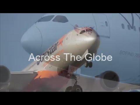 Across the Globe ● Aviation Music Video - Dj's Aviation & ThatAeroplaneGuy