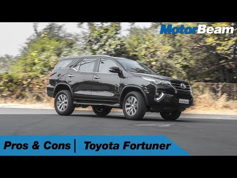 Toyota Fortuner - Pros & Cons | MotorBeam