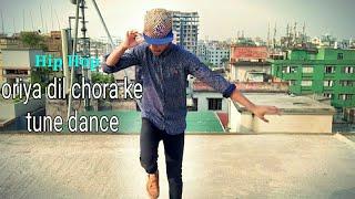 oriya dil Curake Tune hip hop boy ABHi New Bangla dance video 2018'' !!! dance king