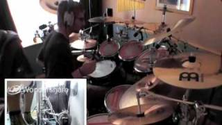 Slanderous - Drum Cover