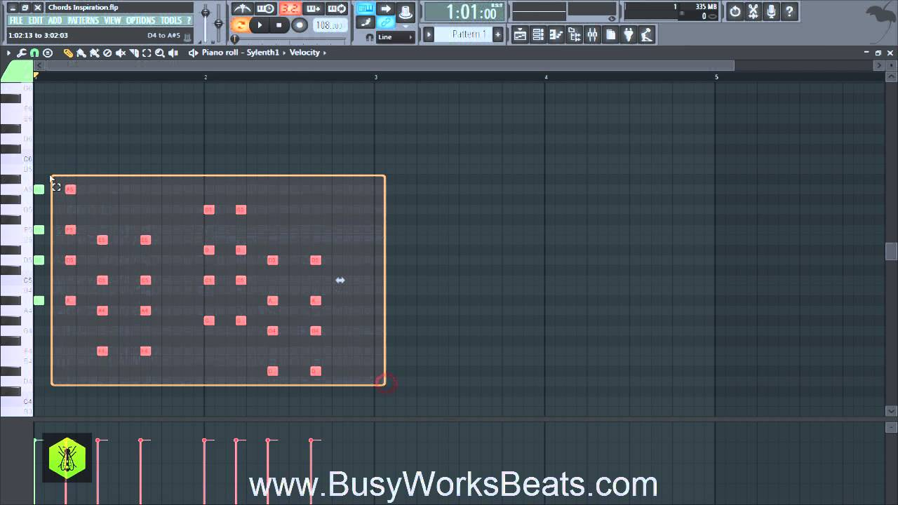 How to Create Inspirational Chords