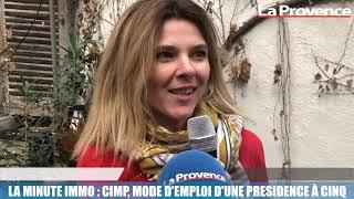 La Minute Immo : CIMP, mode d'emploi d'une présidence à cinq