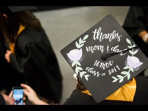 Spring 2017 Undergraduate Commencement Ceremony