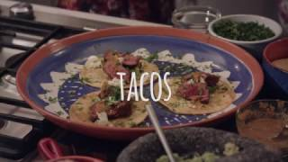 How to make Steak Tacos | Chef Chris Valdes