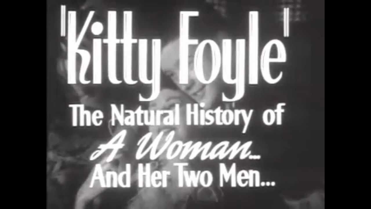 Kitty Foyle 1940 Trailer