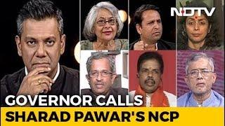 Left, Right & Centre   Maharashtra's Political Turmoil: What Is The Endgame?
