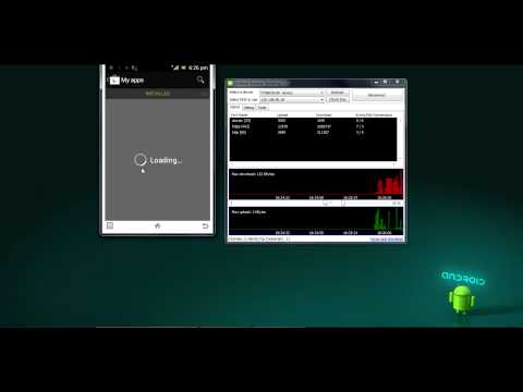 Use PC Internet Connection with Android via USB ( Any Rooted Android Phone ) / How to Reverse Tether