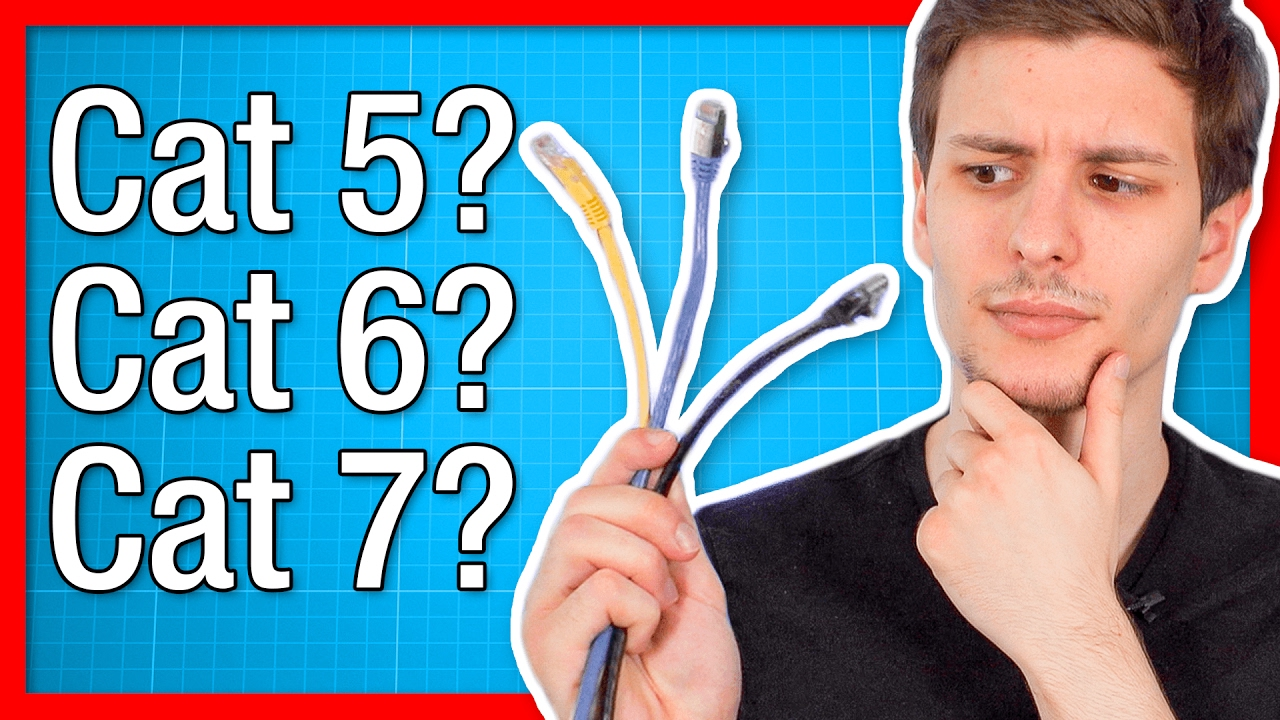 Difference Cable Ethernet Cat 5 6: What Ethernet Cable to Use? Cat5? Cat6? Cat7? - YouTuberh:youtube.com,Design