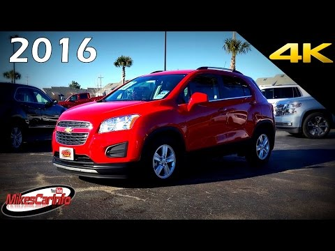 2016 Chevrolet Trax 1LT - Ultimate In-Depth Look in 4K
