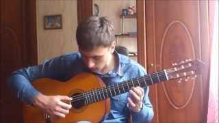 requiem for a dream / Реквием по мечте на гитаре