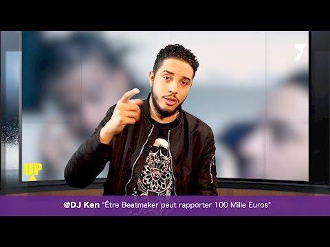 "DJ Ken"" Être Beatmaker, peut rapporter 100 Mille Euros"""