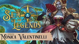 Sea of Legends: An interview with writer, Monica Valentinelli