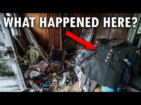 Thumbnail: What Happened Here? RELIGOUS FAMILY DISAPPEARED AND LEFT ALL BELONGINGS