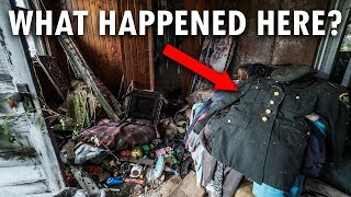 What Happened Here? RELIGOUS FAMILY DISAPPEARED AND LEFT ALL BELONGINGS