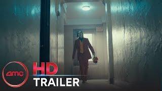 JOKER - Teaser Trailer (Joaquin Phoenix, Zazie Beetz) | AMC Theatres (2019)