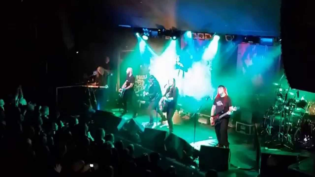 Green & Grey - New Model Army - Rock City - 13 December 2014 - YouTube