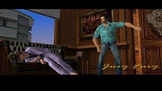 GTA Vice City - Mission #5 - Jury Fury (1080p)